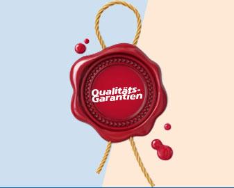 QualitätsGarantien